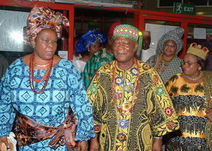 The Skill and Ability of Nnewi People Are in Our Blood – Igwe Orizu
