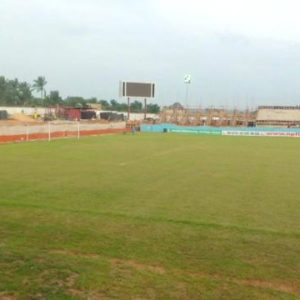 Ifeanyi Ubah Stadium for CAF Cup