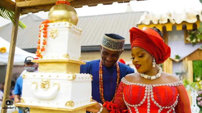 INNOSON's Daughter Chinazom Weds In Grand Style in Nnewi